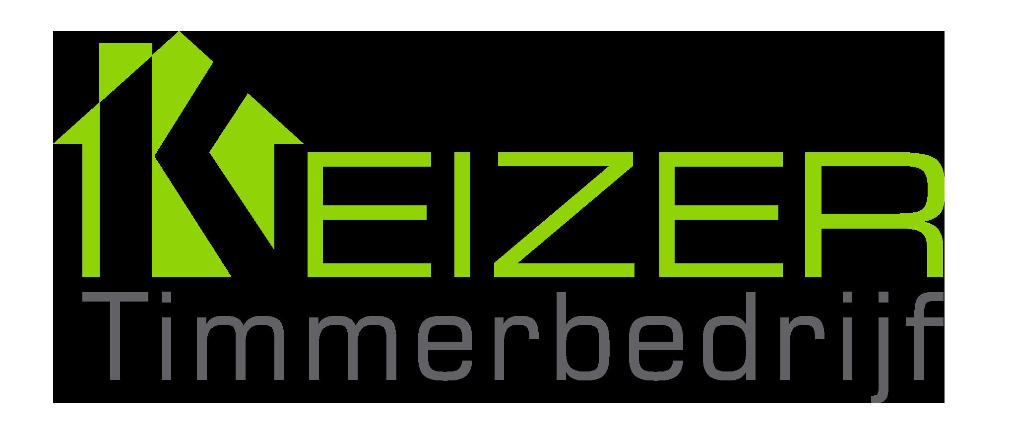 Keizer Timmerbedrijf Logo Work by René