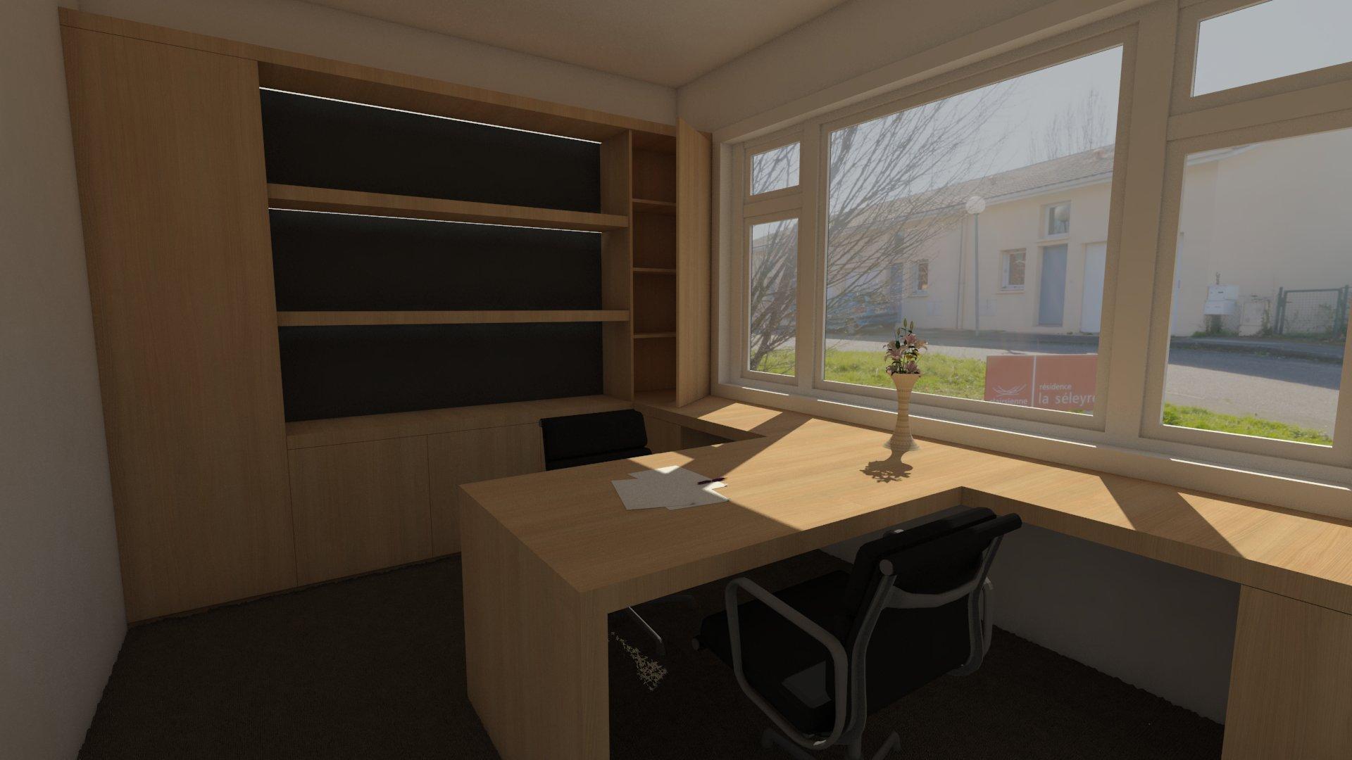 Kantoor aan Huis   Work by Ren u00e9